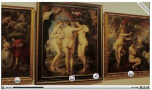 Video interactivo de Rubens en Museo del Prado